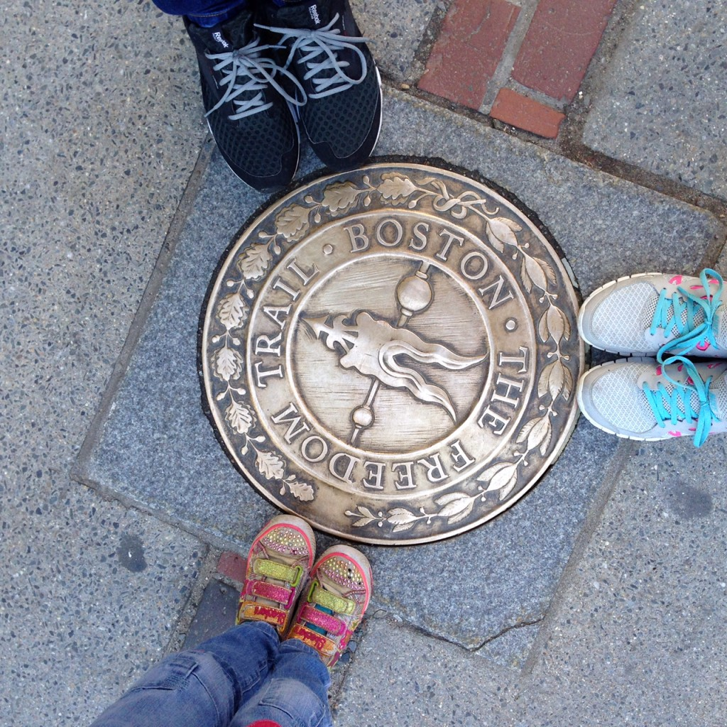 Exploring Boston with kids