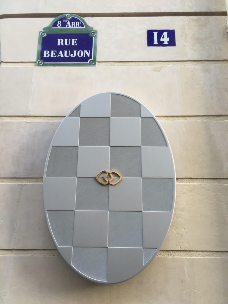 Sofitel Paris Arc de Triomphe , rue Beaujon