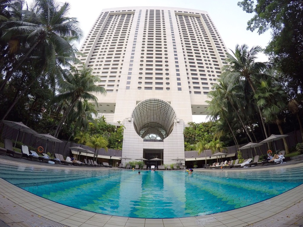 The Ritz- Carlton Millenia Singapore