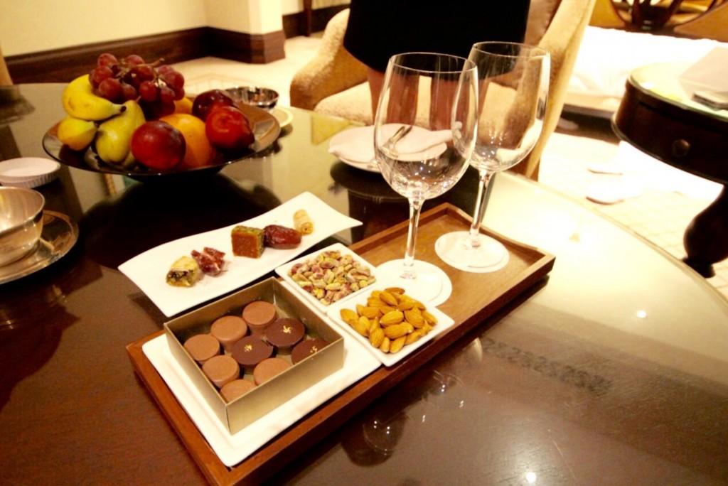 Shangri- La Abu Dhabi, Hotel Qaryat al Beri
