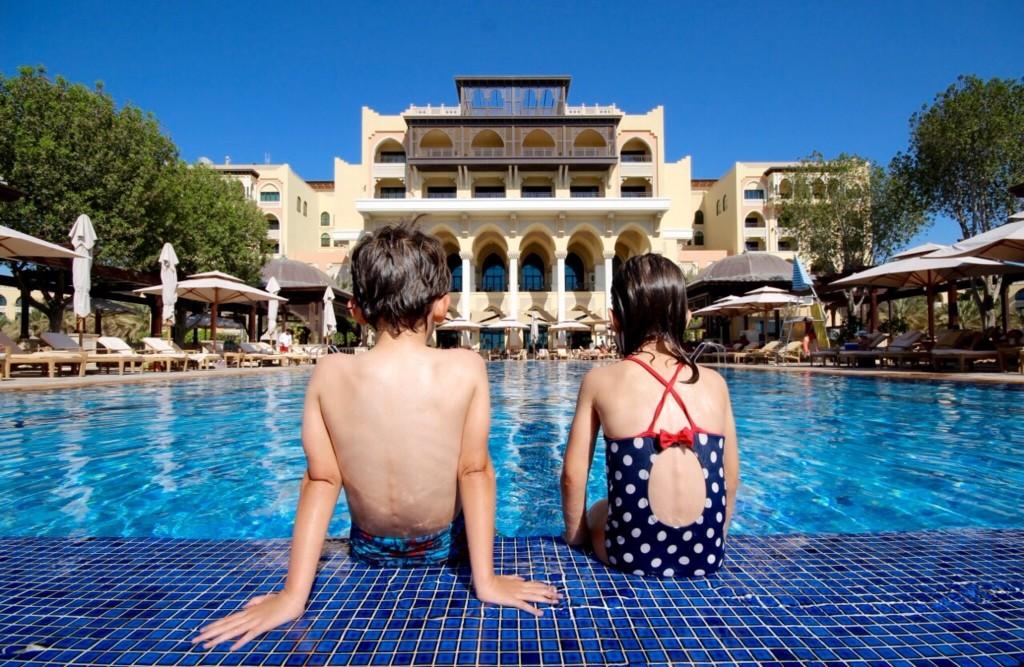 Shangri La Abu Dhabi, Hotel Qaryat al Beri