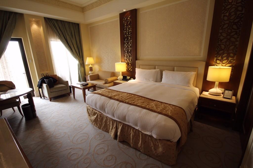 Al Bustan Palace - A Ritz- Carlton Hotel