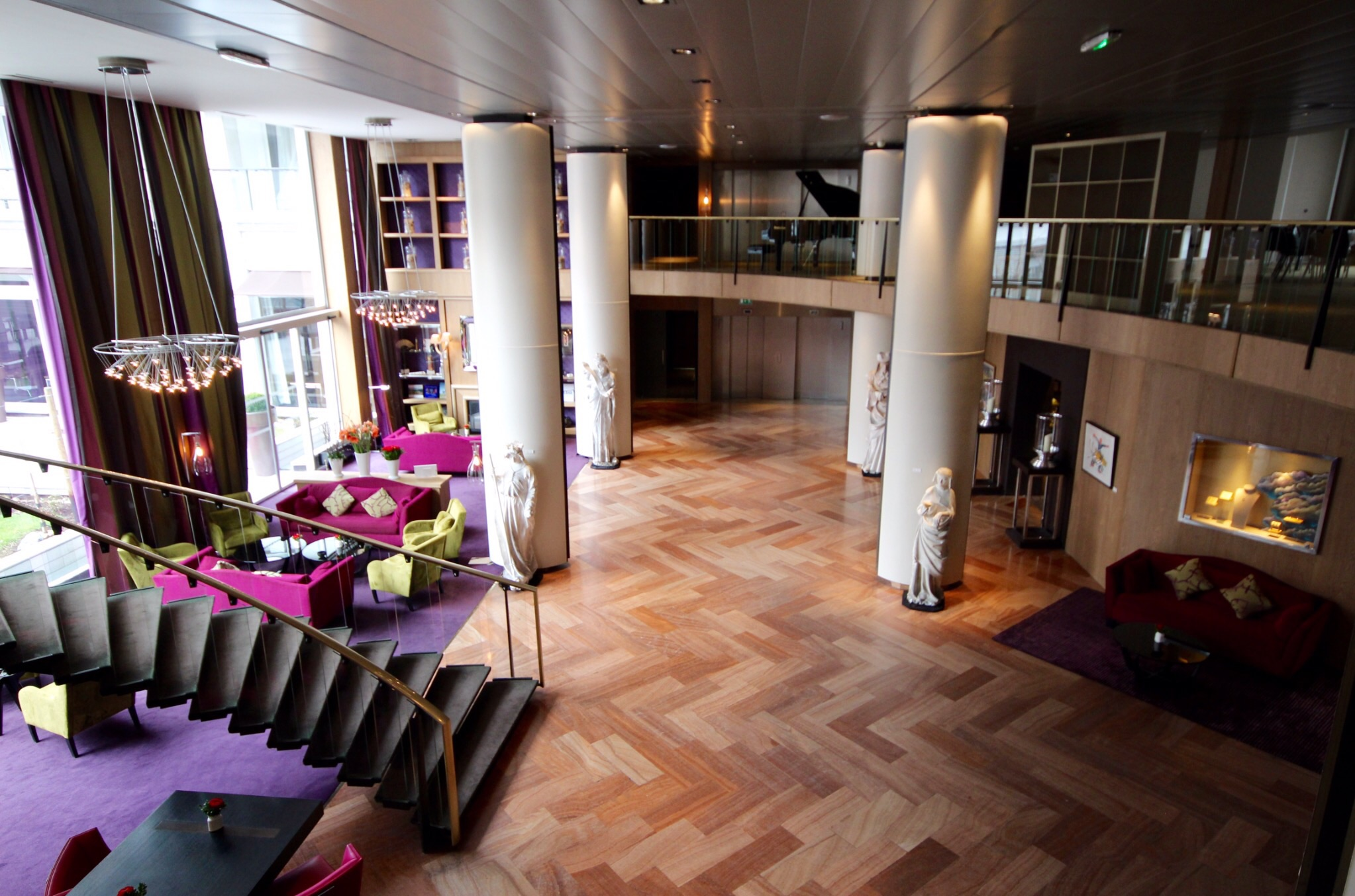 A family weekend at Sofitel Strasbourg