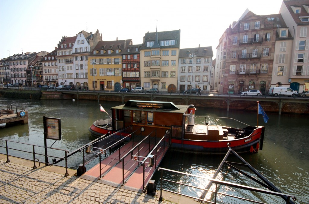 A weekend in Strasbourg with kids