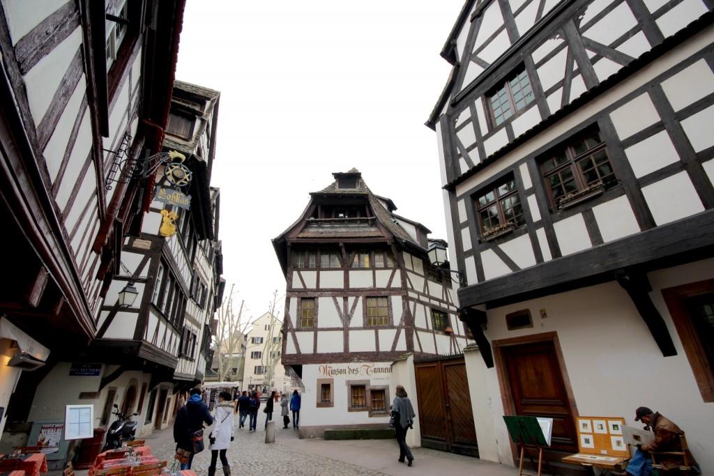 Strasbourg with kids