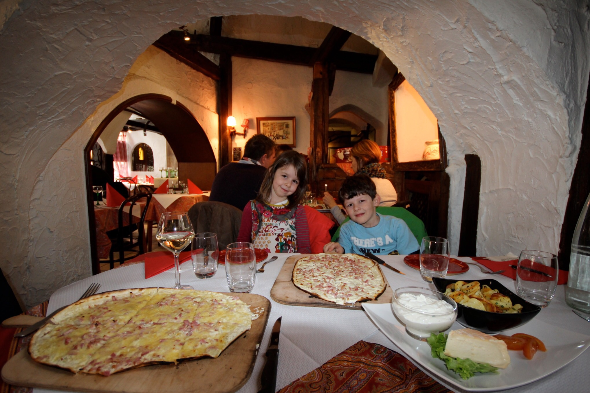 A weekend in strasbourg with kids for Flammekueche strasbourg