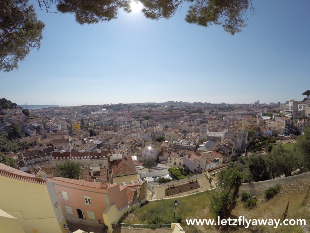 Discovering Lisbon by Segway