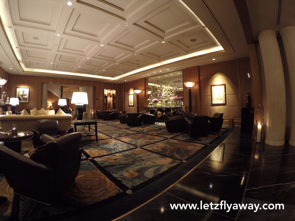Sofitel New York Lobby