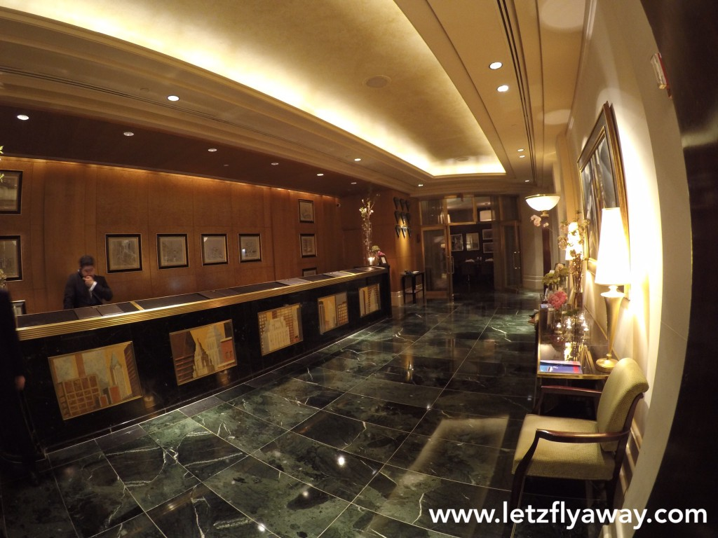 Sofitel New York Executive Suite Review