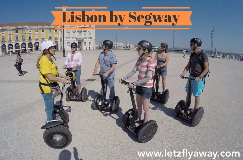 Discovering Lisbon by Segway guided Tour