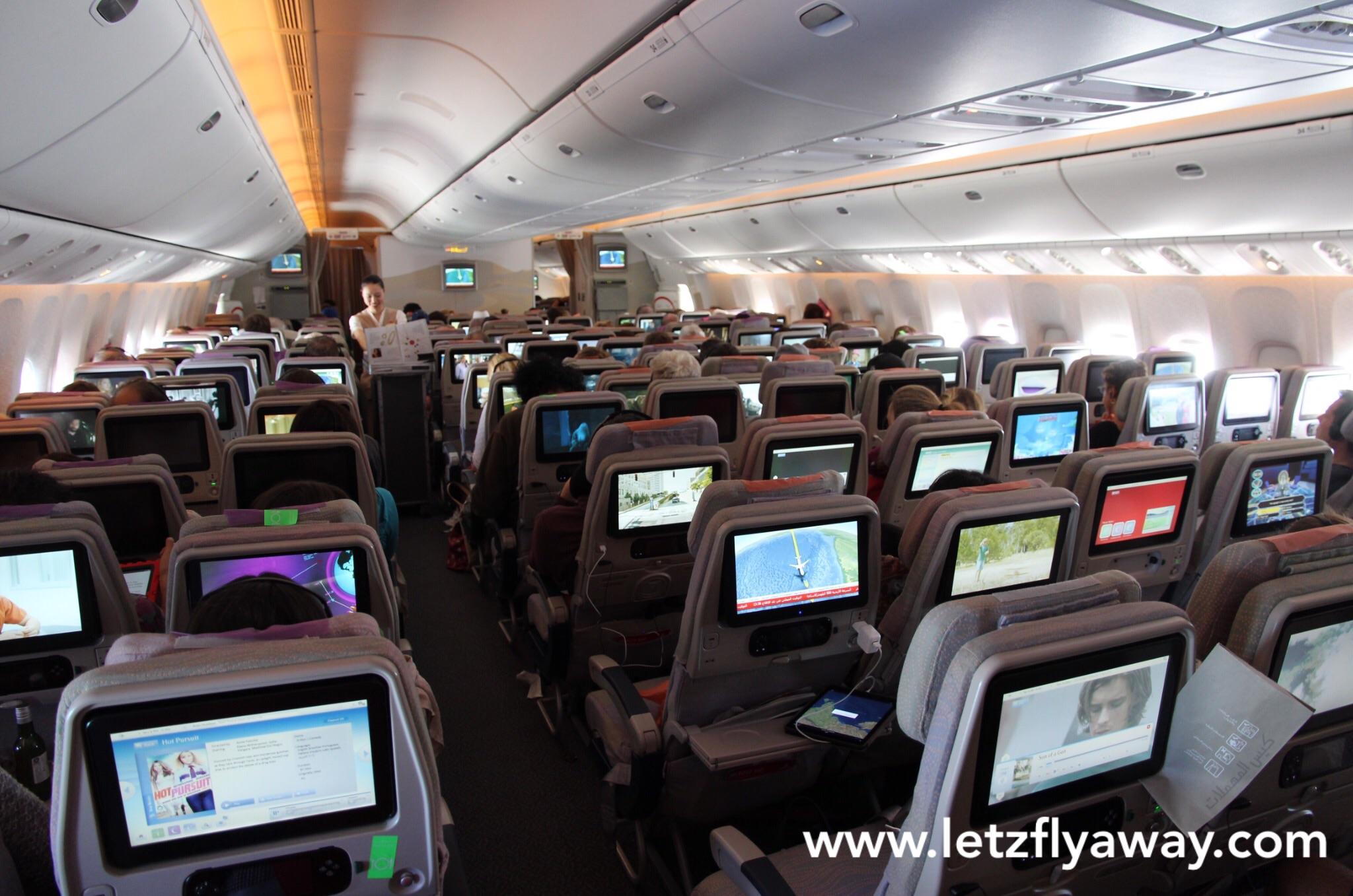 Boeing 777 Interior Economy | www.imgkid.com - The Image ...