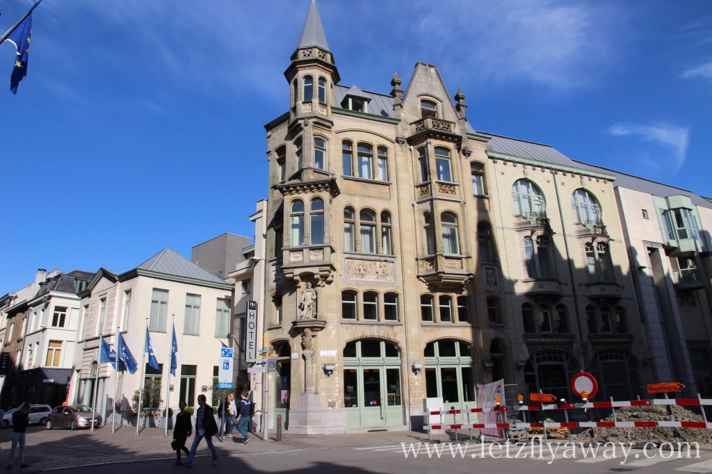 NH Hotel Ghent Belfort