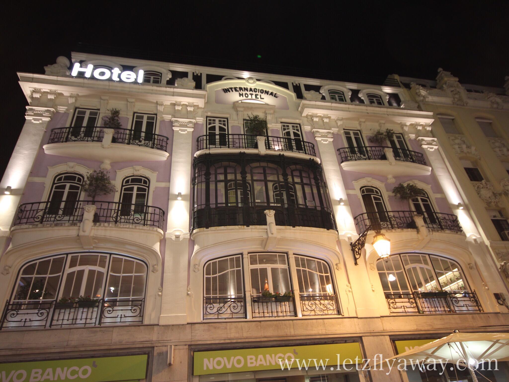 Internacional design hotel lisbon review for Decor hotel lisbon
