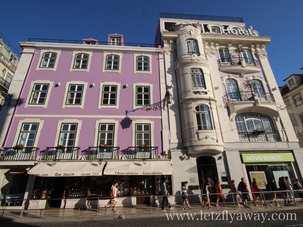 Internacional Design Hotel Lisbon