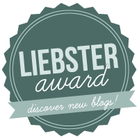 Nominated for a Liebster Award!