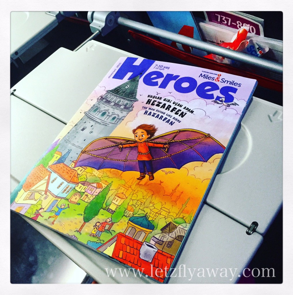 Turkish Airlines Kids Magazine