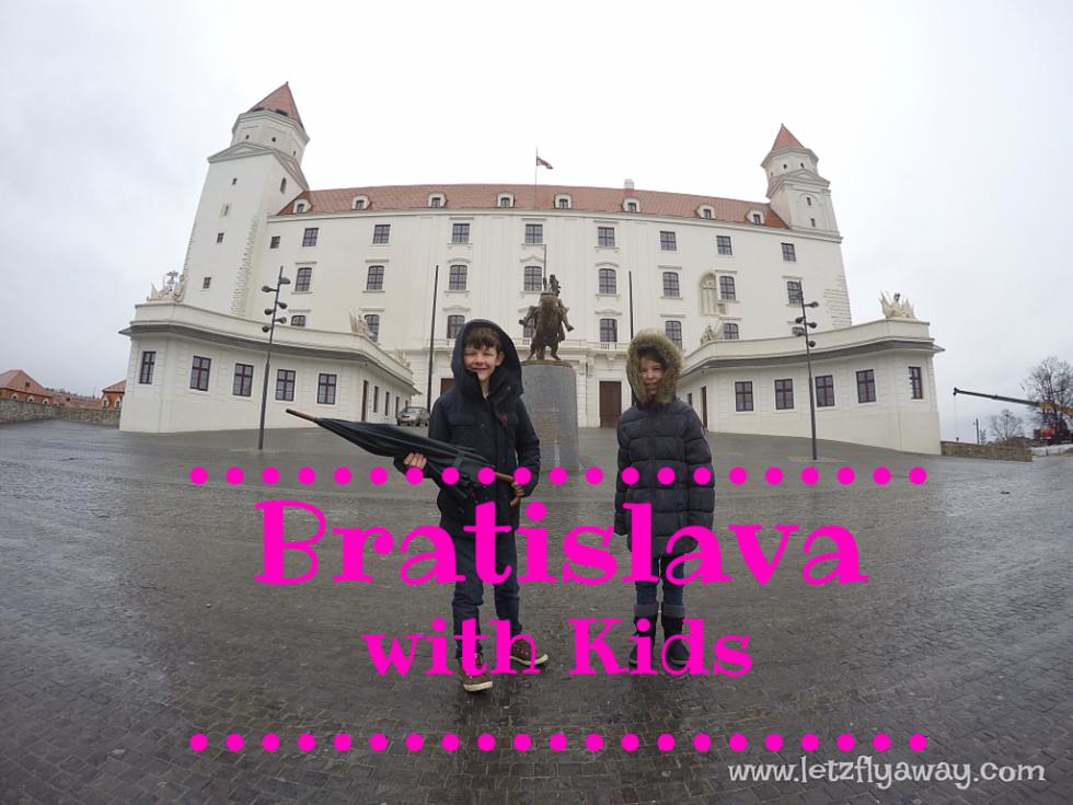 Bratislava with kids