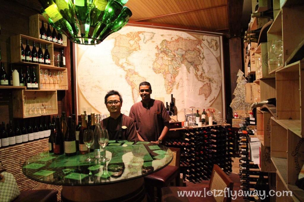 Jahaz Wine Cellar