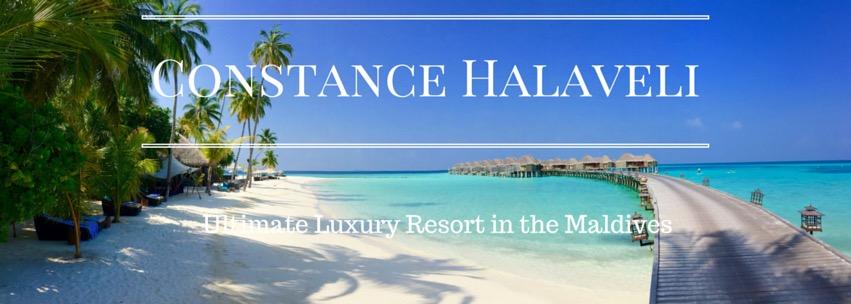 Constance Halaveli – Ultimate Luxury Retreat in the Maldives