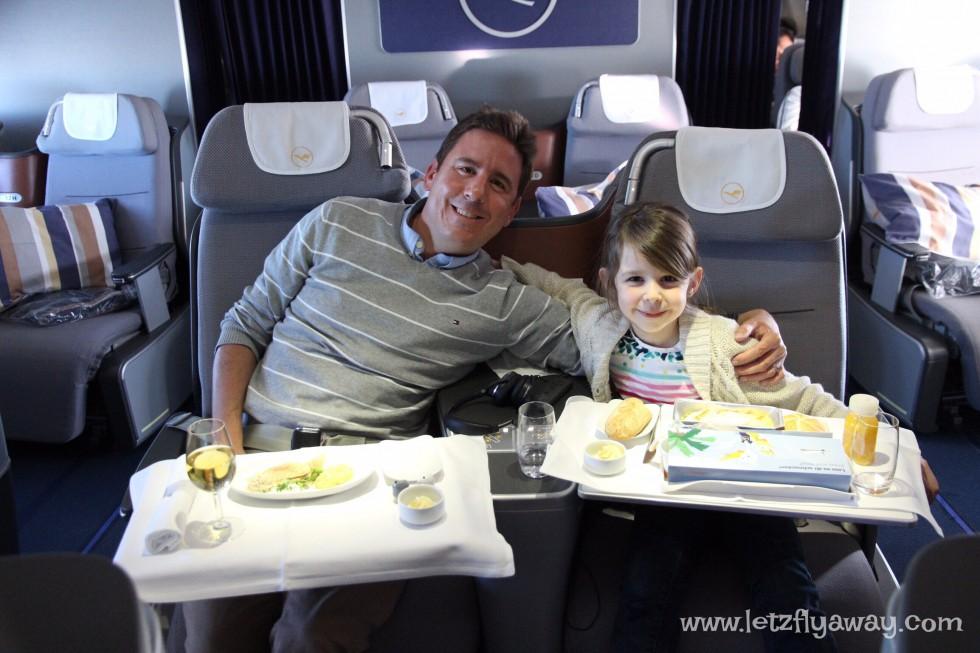 Lufthansa Business Class Airbus A340-600