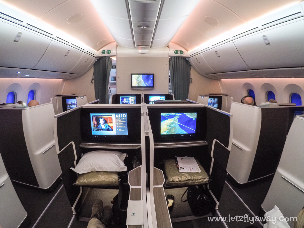 Dreamliner business class pictures to pin on pinterest for Interior 787 dreamliner