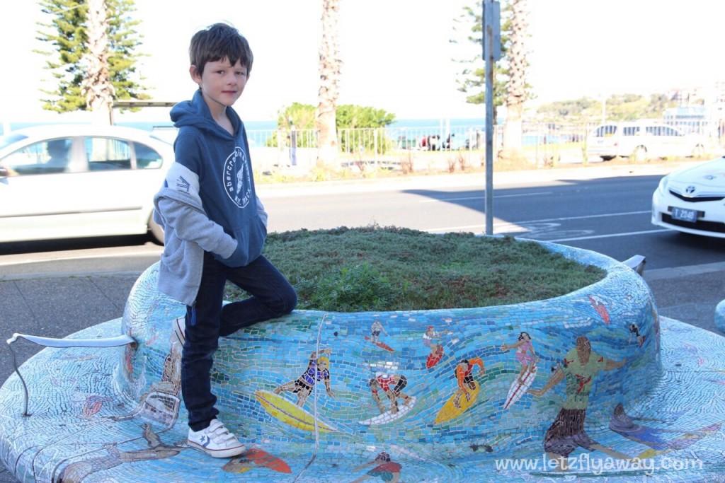 Sydney with Kids , Bondi Beach