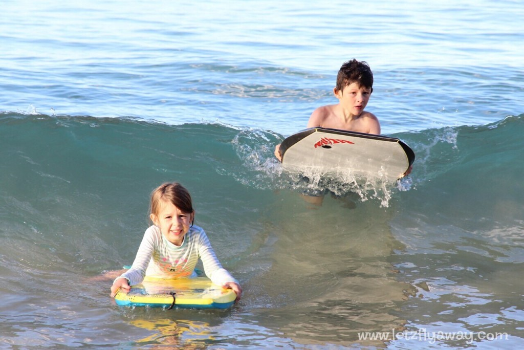 Sydney with Kids, Manly Beach