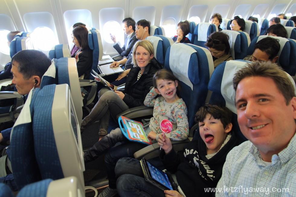 Korean Air Economy Class | Airbus 330