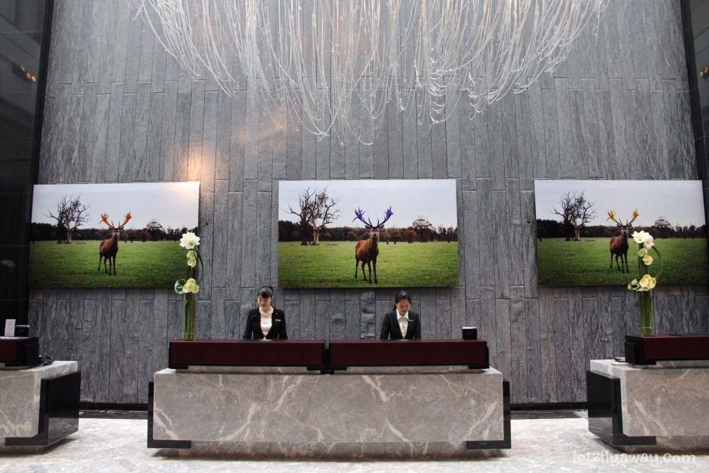 Four Seasons Shanghai Pudong with Kids