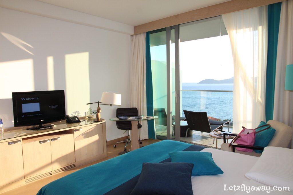 Radisson Blu Dubrovnik Sun Gardens deluxe room