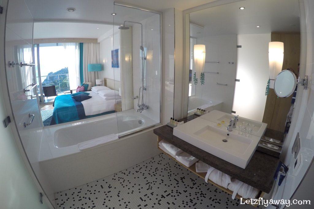 Radisson Blu Dubrovnik Sun Gardens bathroom