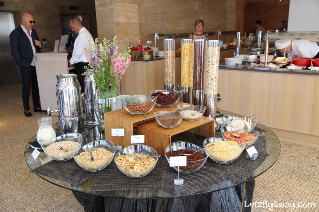 Radisson Blu Dubrovnik Sun Gardens origano breakfast