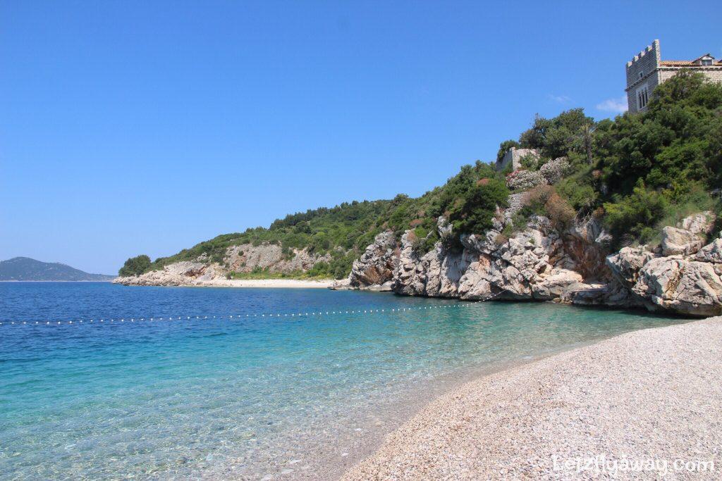 Radisson Blu Dubrovnik Sun Gardens beach