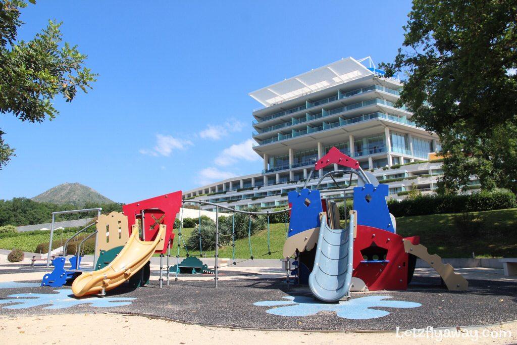 Radisson Blu Dubrovnik Sun Gardens kids playground