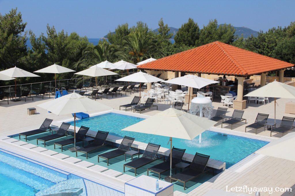 Radisson Blu Dubrovnik Sun Gardens pool