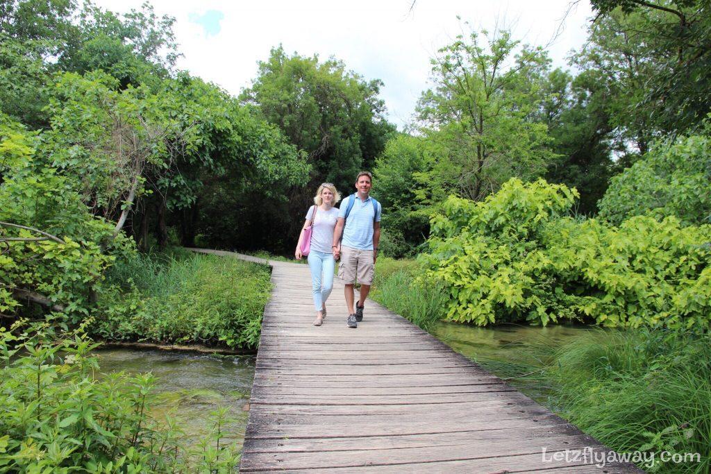 Krka National Park Skradinski Buk Trail