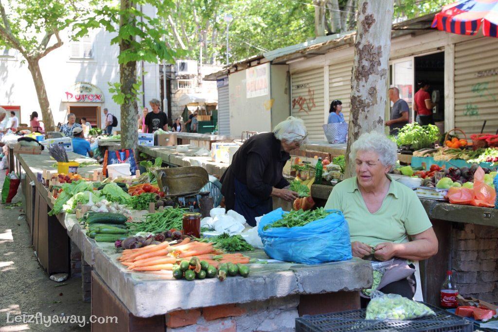 Split Farmer Market