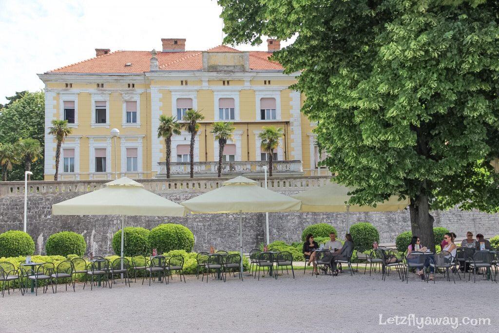 Croatia Road Trip from Zadar to Dubrovnik