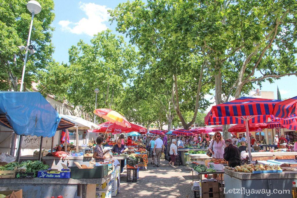 Split Farmers Market