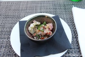 Radisson Blu Resort Split, The Caper restaurant