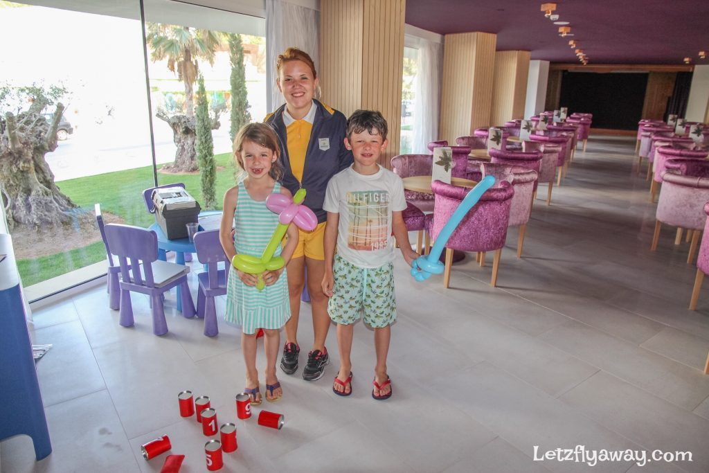 Iberostar Playa de Palma kids club