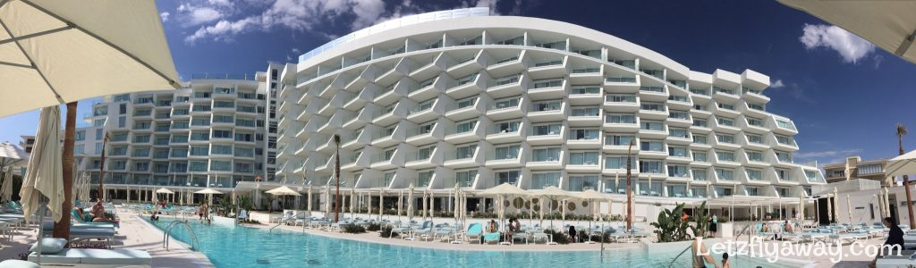 Iberostar Playa de Palma pool panorama