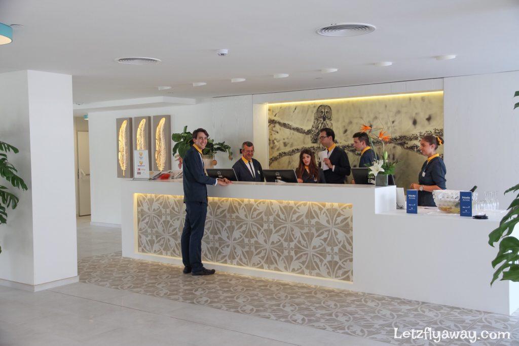 Iberostar Playa de Palma lobby