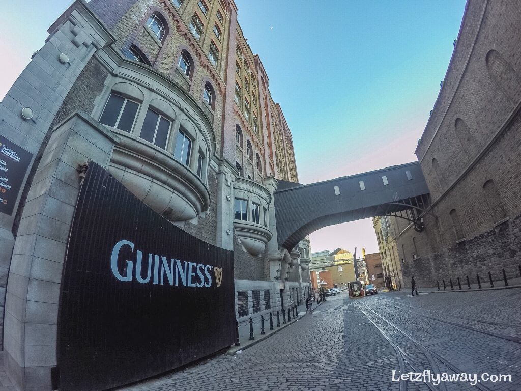 Guiness storehouse