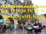Top Things to do in munich with kids