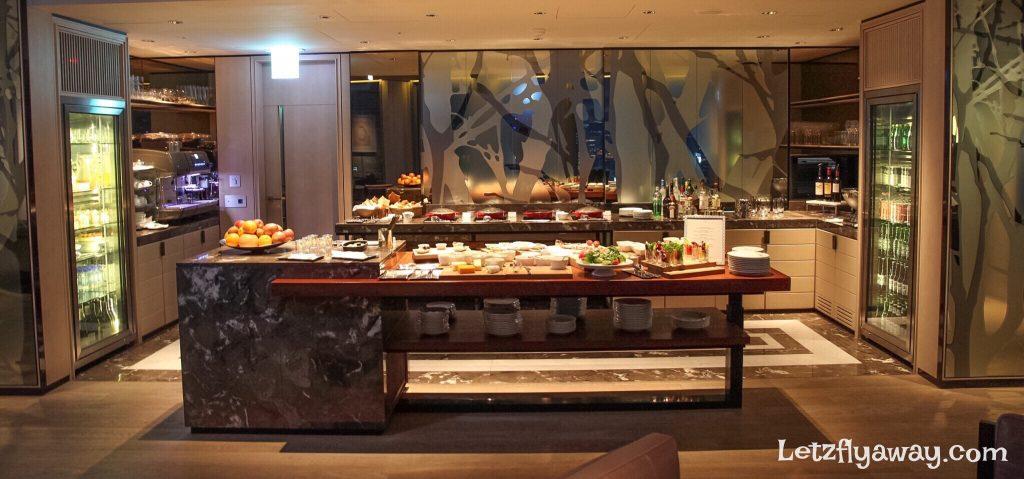 Four Seasons Hotel Seoul Lounge
