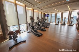 Four Seasons Hotel Seoul Fitness