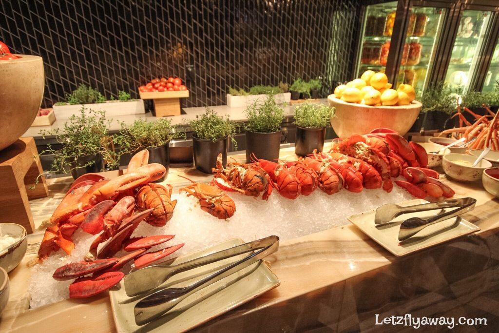 Four Seasons Hotel Seoul The market kitchen