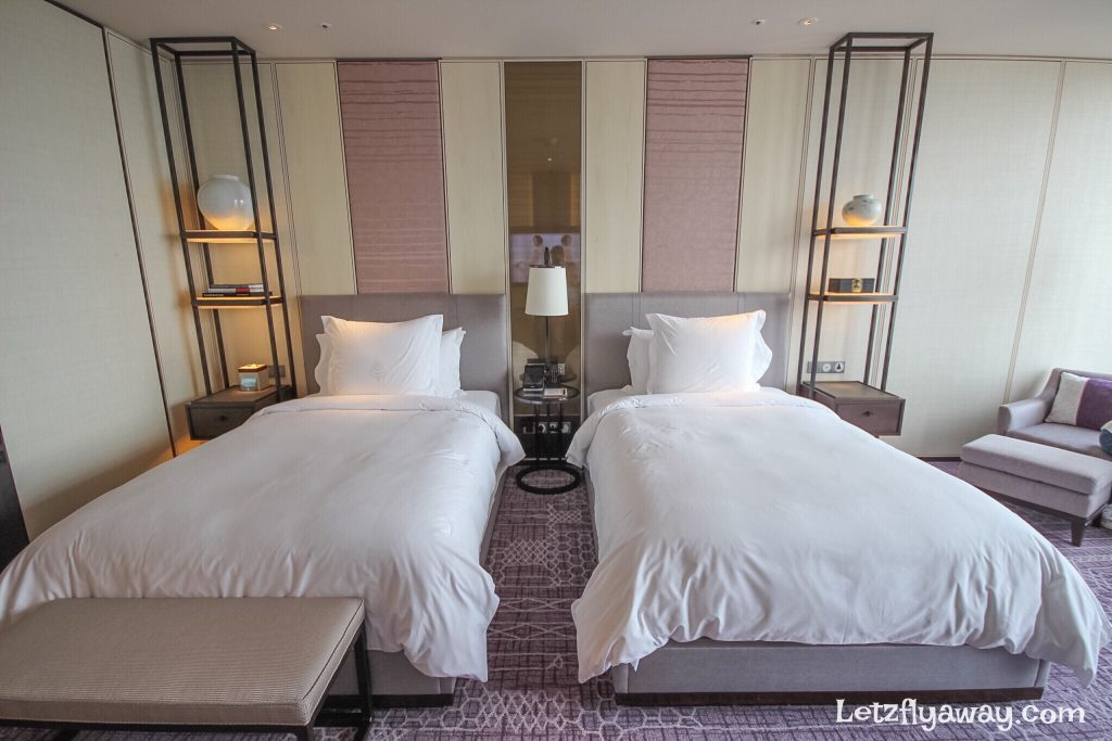 Four Seasons Hotel Seoul Double room