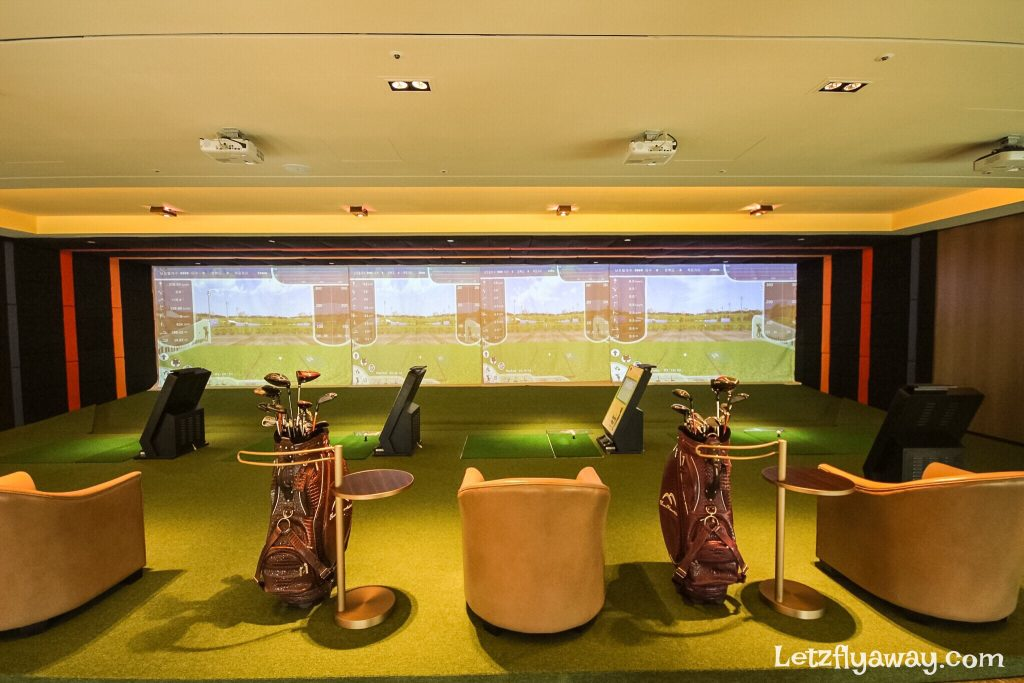 Four Seasons Hotel Seoul Golf
